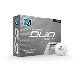 8036 Wilson Staff DUO Soft+ Womens Golf Balls