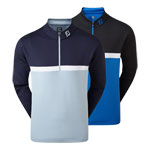 9909 FootJoy Colour Blocked Chillout Pullover